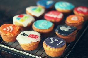 SN cupcakes